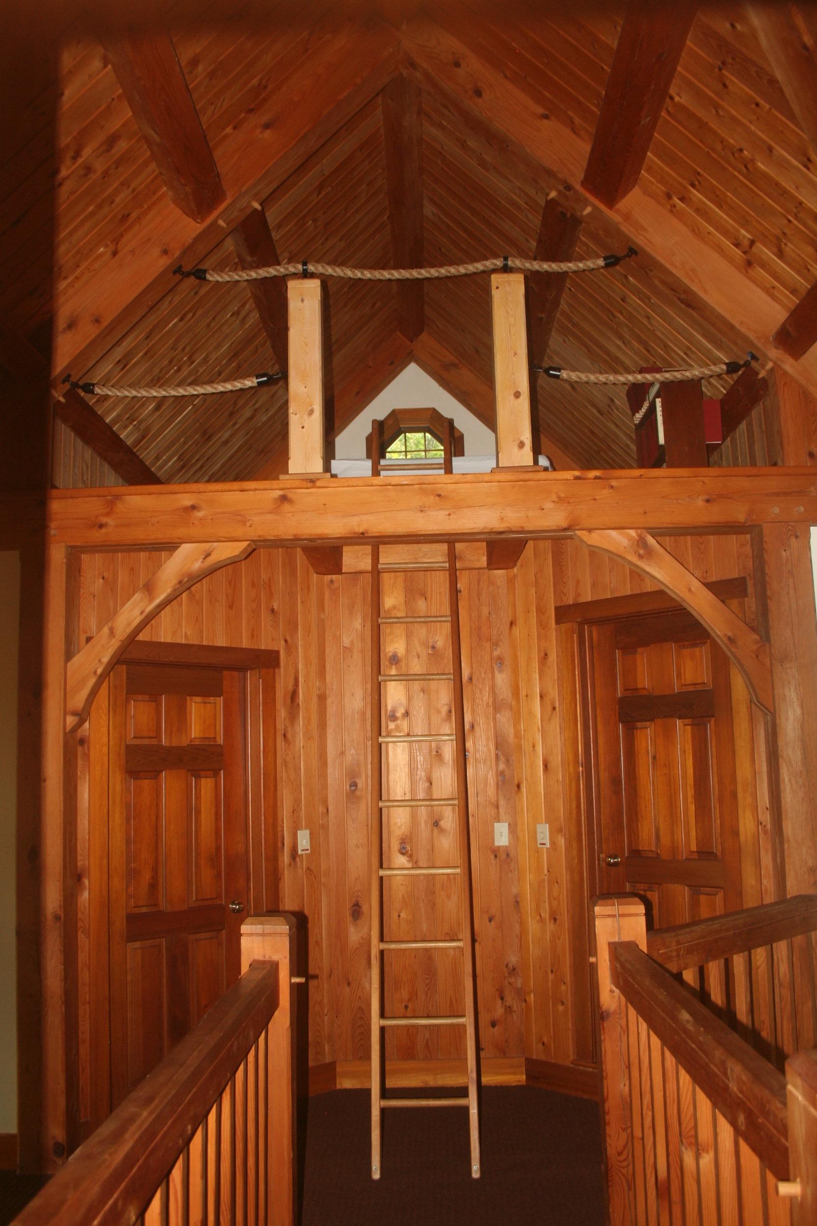 Up into Loft