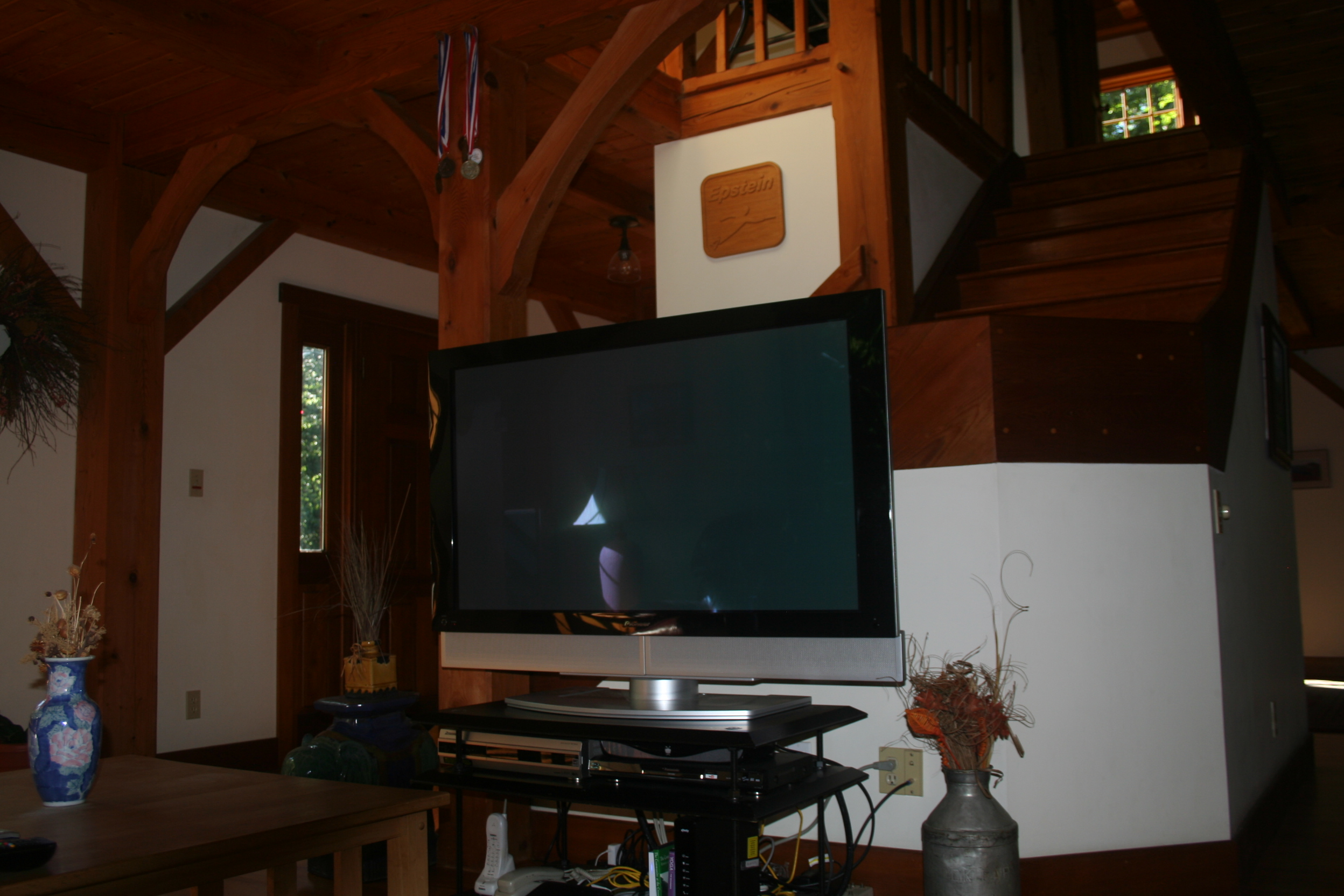 Main Floor TV