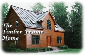 Vermont Timber Frame